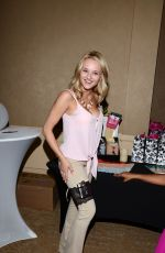 Hunter Haley King At Academy of Television Arts & Sciences Gifting Suite