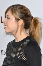Jennette McCurdy At Jersey Boys Premiere In Los Angeles