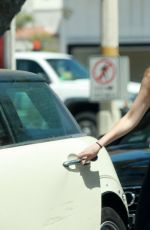 Jennette McCurdy Out And About In Studio City