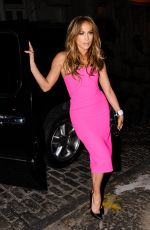 Jennifer Lopez At Album Release Party In NYC