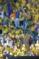 Jennifer Lopez At FIFA World Cup Opening Ceremony