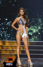 Jesica Alhberg At Miss USA Preliminary Competition