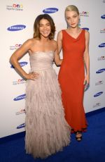 Jessica Stam At Samsung Hope for Children Gala