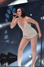 Jessie J At Capital Summertime Ball In London