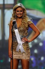 Jordan Wessel At Miss USA Preliminary Competition