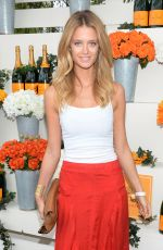 Kate Bock At 7th Annual Veuve Clicquot Polo Classic In Jersey City
