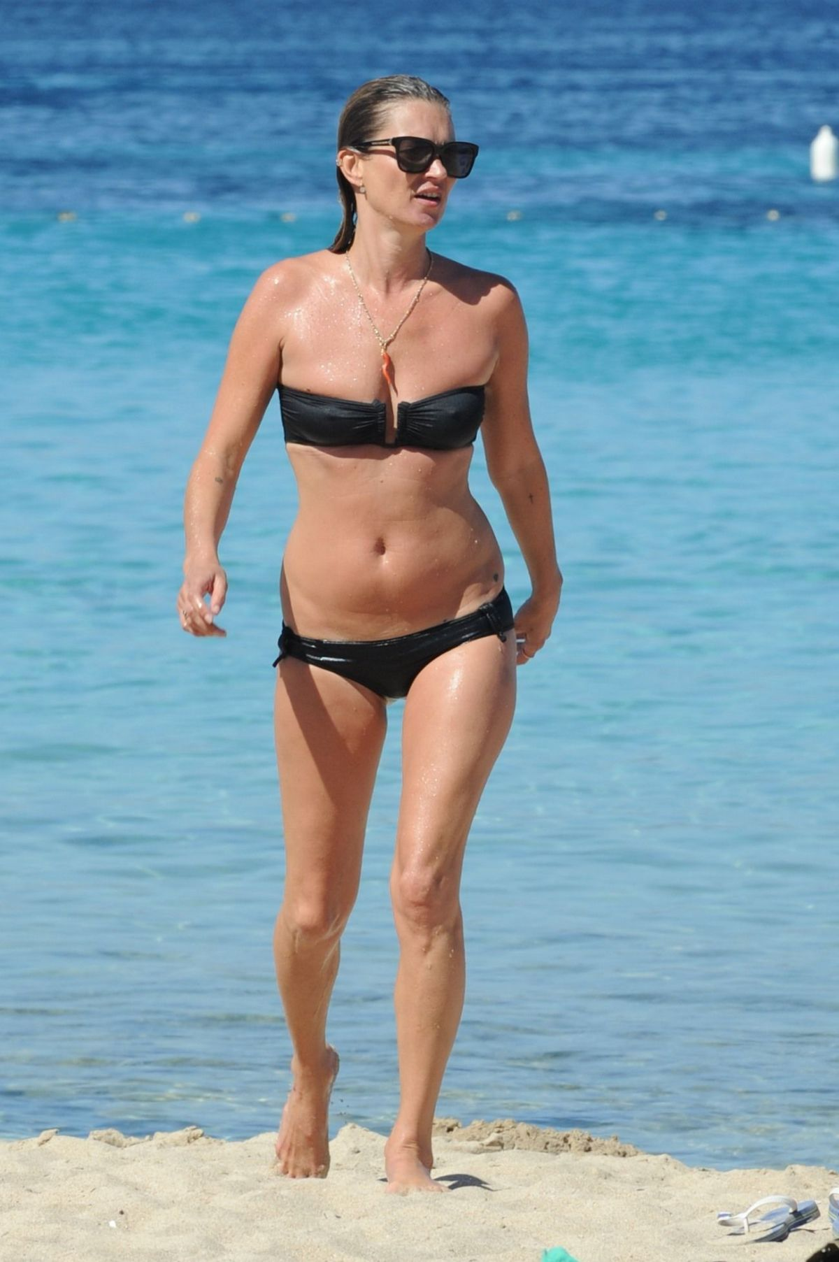 Kate Moss In Bikini