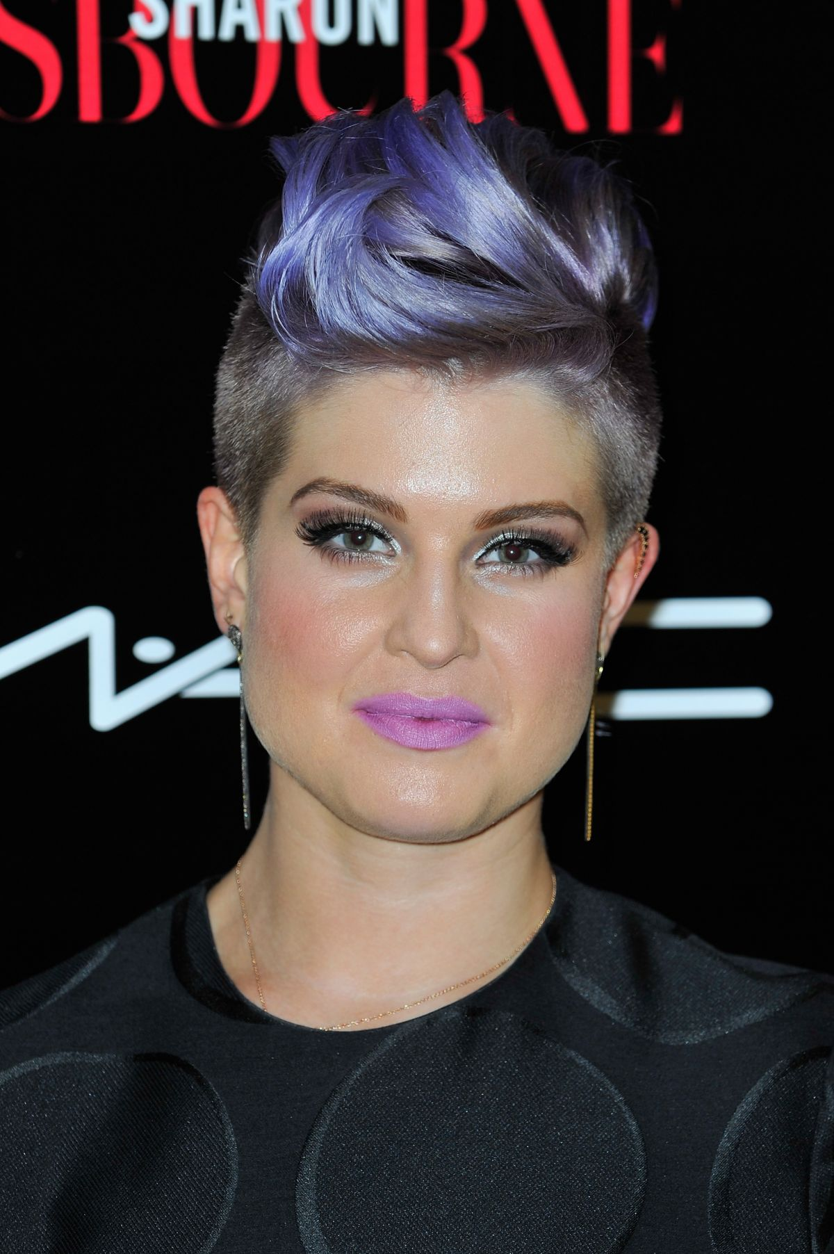 Kelly Osbourne At MAC Collection Photocall In London