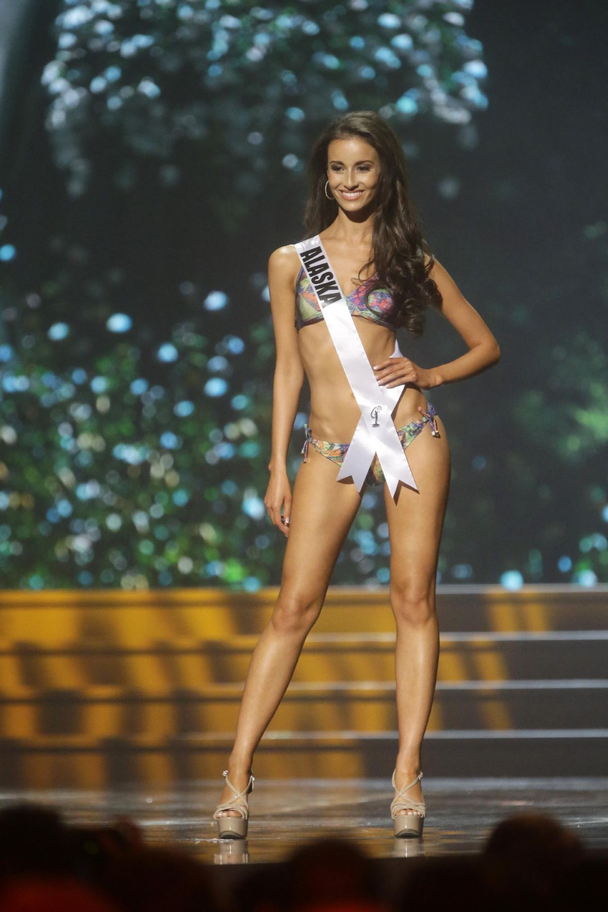 Kendall Bautista At Miss USA Preliminary Competition