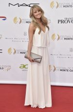 Kim Matula At Monte Carlo TV Festival Photocall