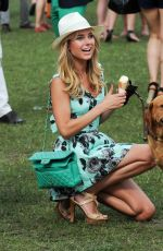 Kimberley Garner At Polo In The Park In London