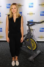 Kristen Bell At The Amex