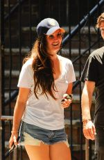 Lana Del Rey Spotted Out In New York