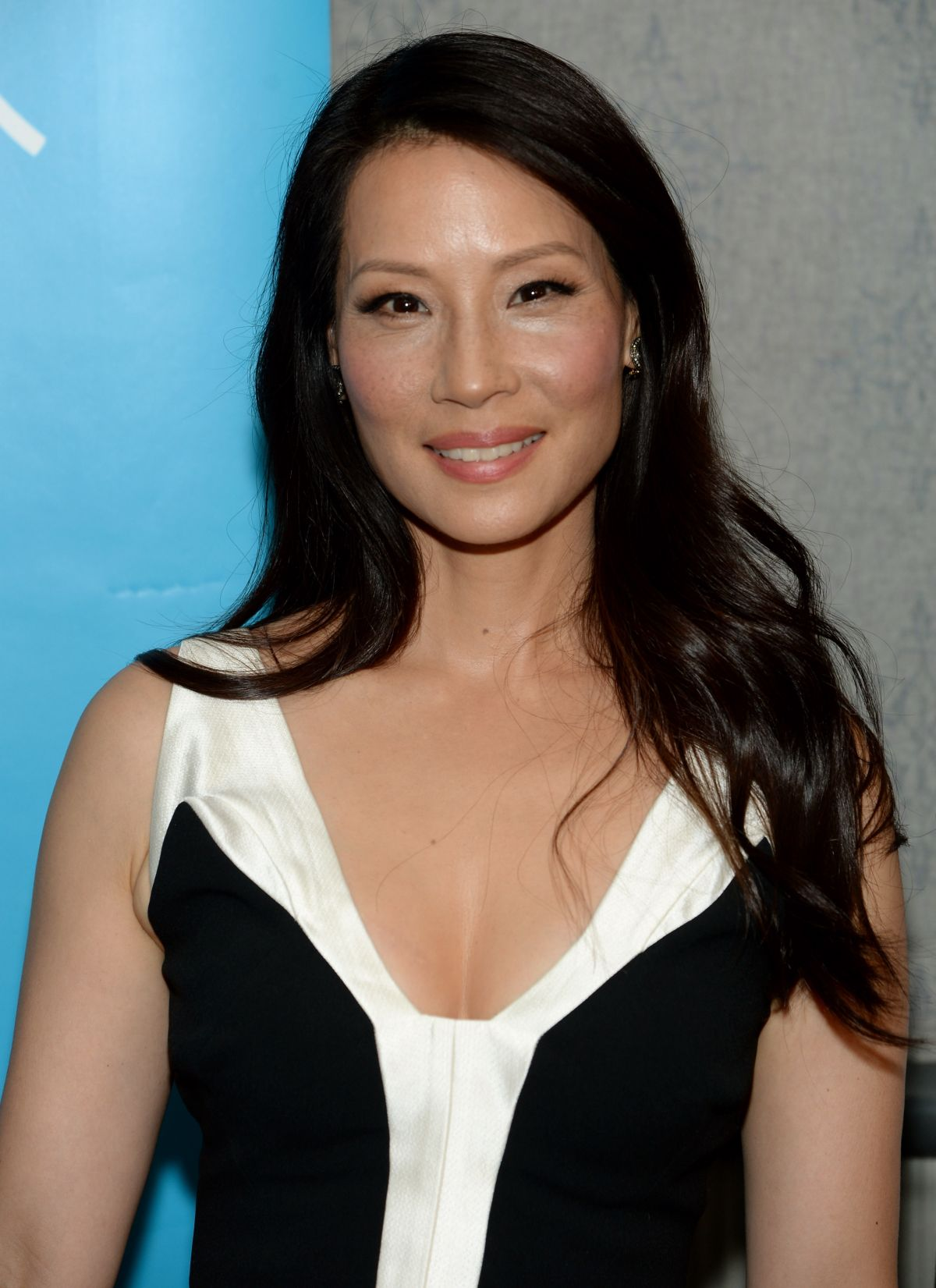 Lucy Liu At Meena Premiere In New York
