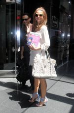 Maria Menounos Out And About In NYC