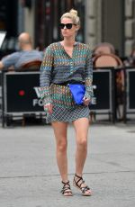Nicky Hilton Spotted Out In New York