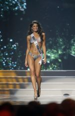 Olivia Olvera At Miss USA Preliminary Competition