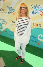 Rosanna Arquette At The Children Mending Hearts Fundraiser In Beverly Hills