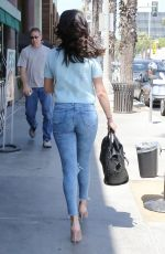Selena Gomez Out In LA