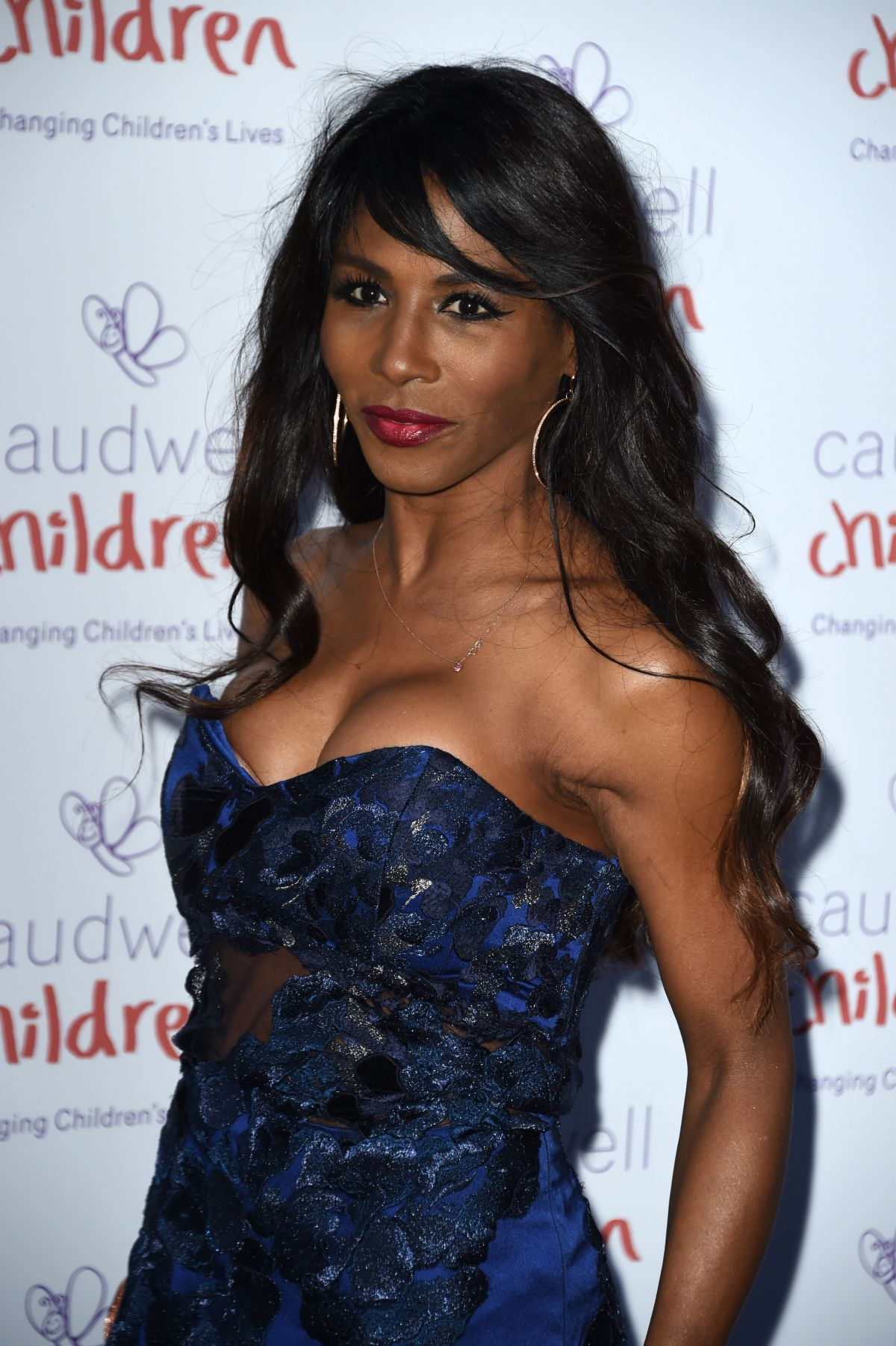 Sinitta At Caudwell Children Butterfly Ball - Celebzz - Celebzz Emma Watson