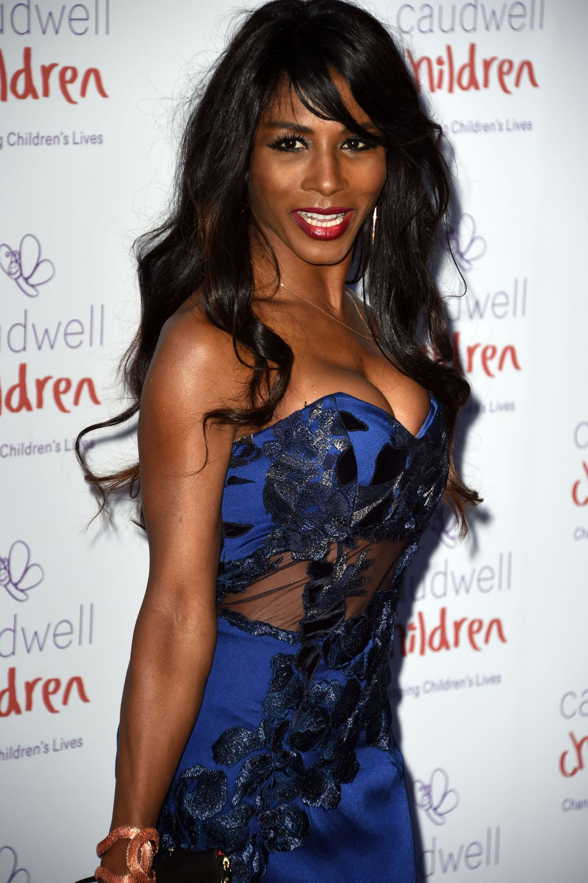 Sinitta At Caudwell Ch... Jennifer Aniston