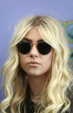 Taylor Momsen At Isle Of Wight Festival