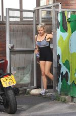 Abi Titmuss Out And About