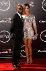 Amanza Smith Brown At ESPY Awards