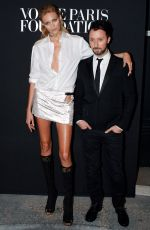 Anja Rubik At Vogue Foundation Gala