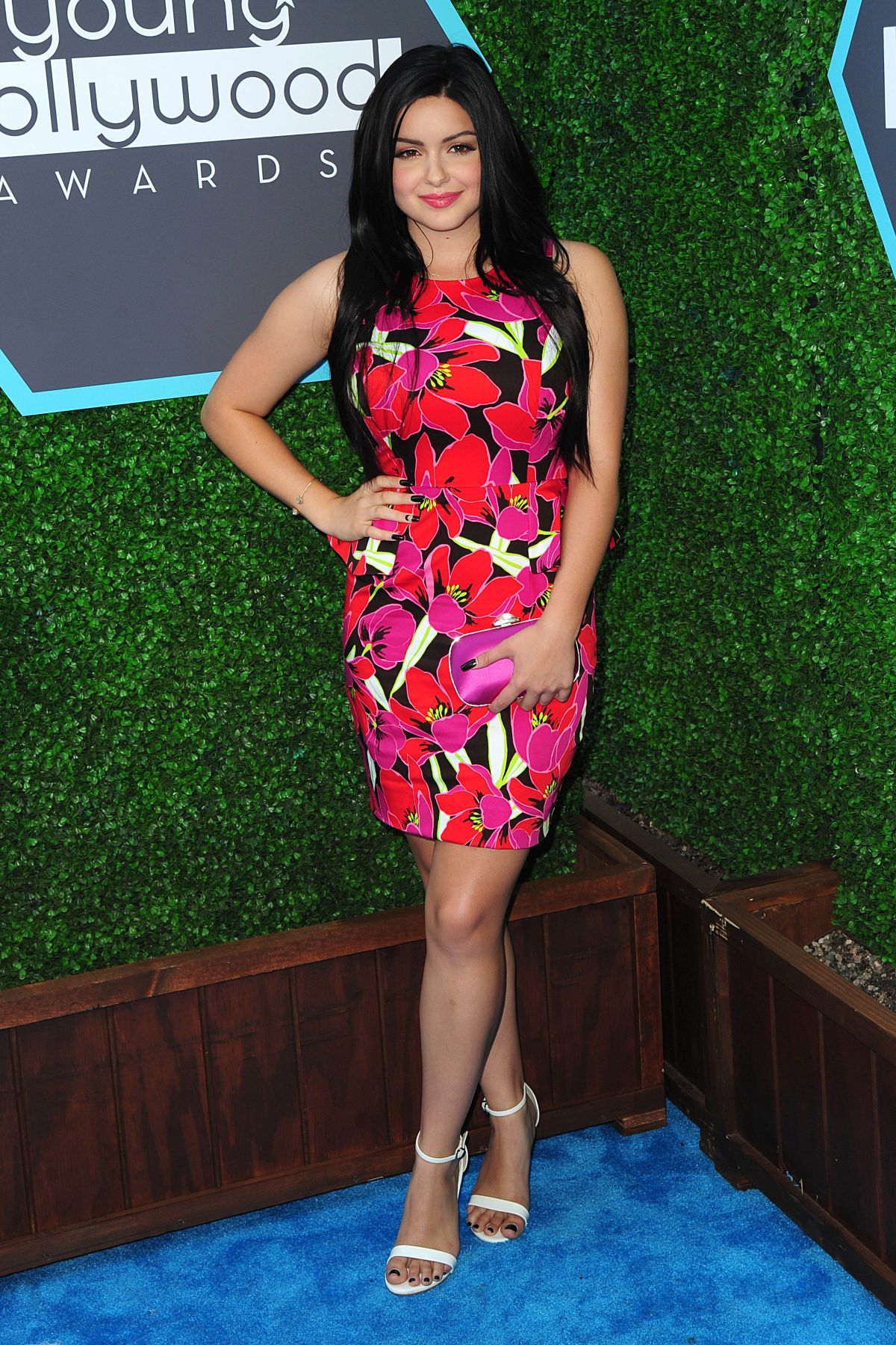 Ariel Winter At 2014 Young Hollywood Awards Celebzz