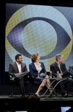 Aubrey Dollar At CBS Summer TCA Tour