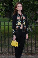 Bonnie Wright At Serpentine Gallery Summer Party