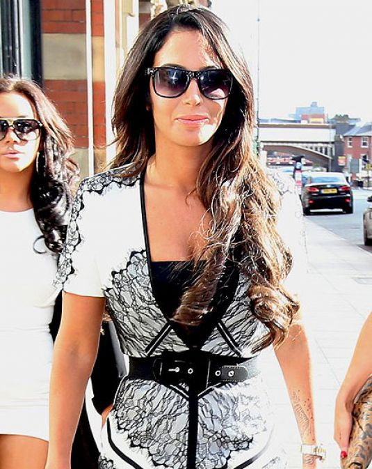 Chelsee Healey At Bellissimo In Manchester