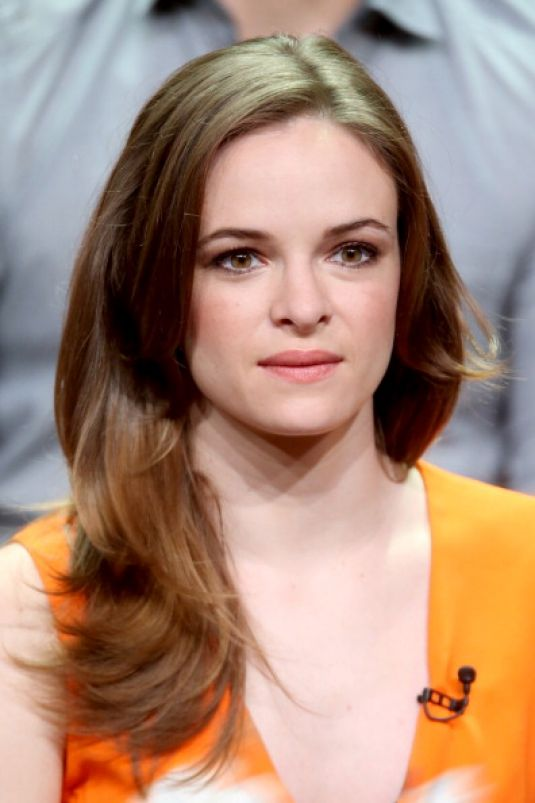 Danielle Panabaker At CW 2014 TCA Summer Press Tour