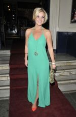 Helen Skelton At Charlie & The Chocolate Factory