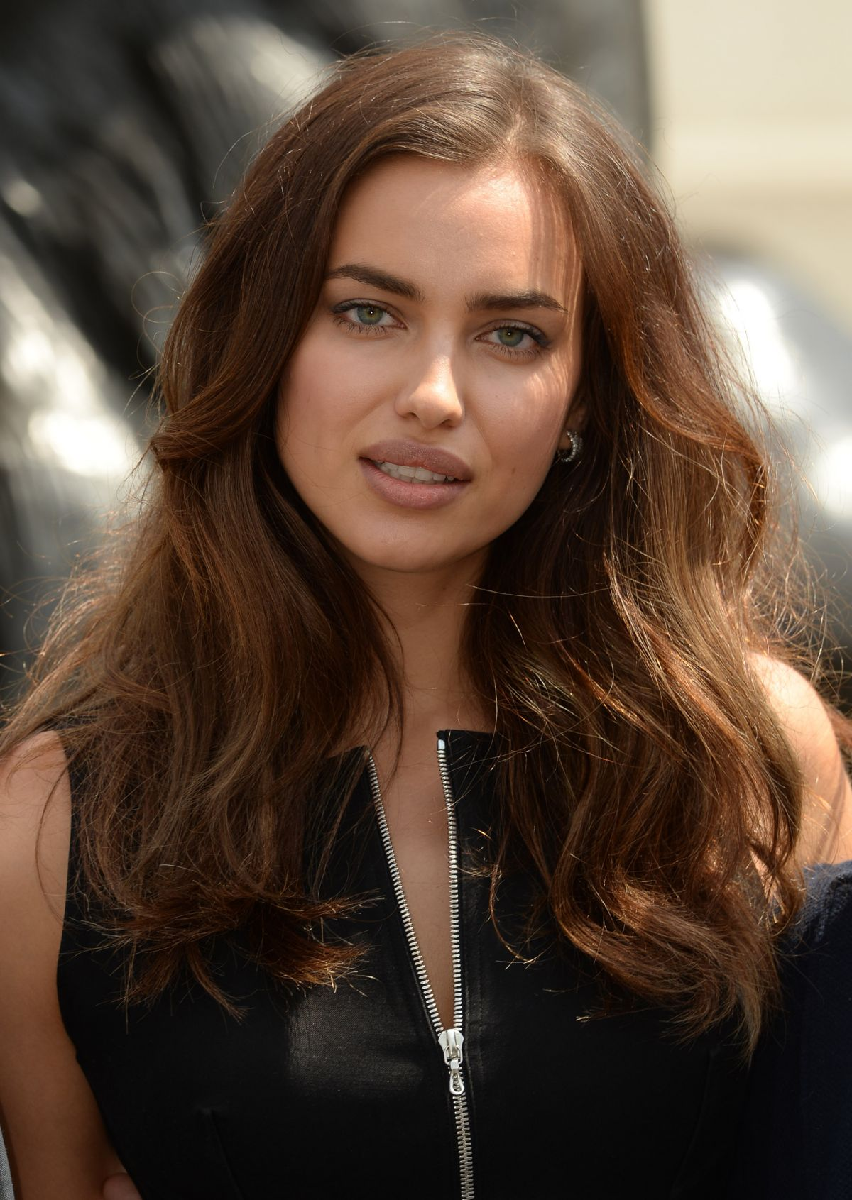 "Irina Shayk At ""Hercules"" Photocall In London"