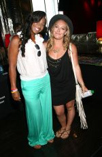 Jamie Anderson At GBK Luxury Sports Lounge