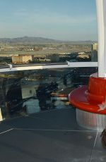 Jamie Lynn Spears At The High Roller At The LINQ In Las Vegas