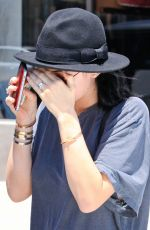 Kylie Jenner Seen Out In West Hollywood