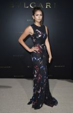Nina Dobrev At Bulgari Cocktail Event