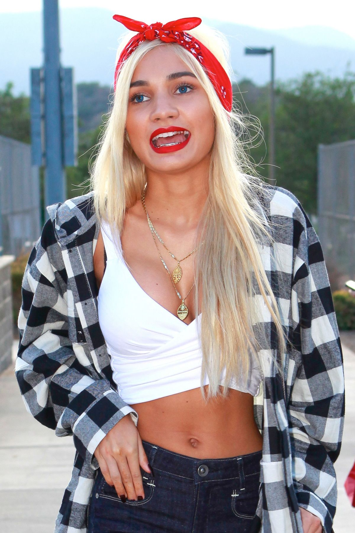Celebrites Pia Mia nudes (18 photos), Bikini