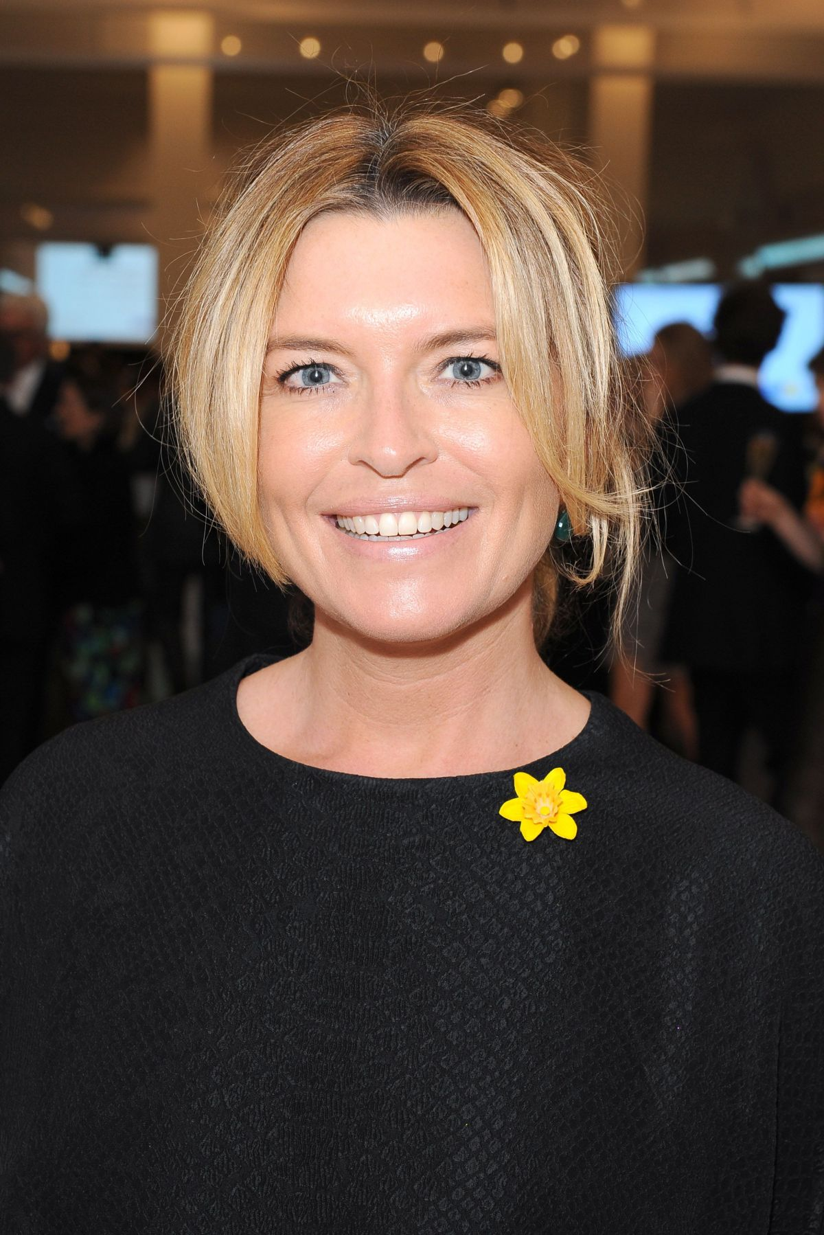 Tina Hobley At The Masterpiece Summer Party