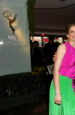 Anna Chlumsky At Emmy Awards Performers Nominee Reception