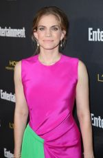 Anna Chlumsky At Entertainment Weekly's Pre-Emmy Party