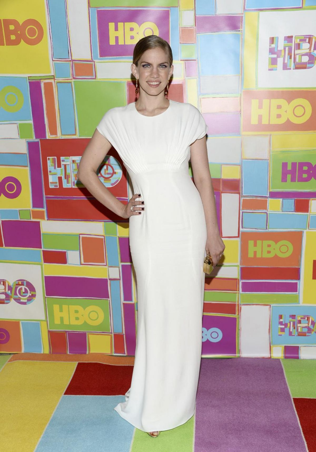 Anna Chlumsky At HBO