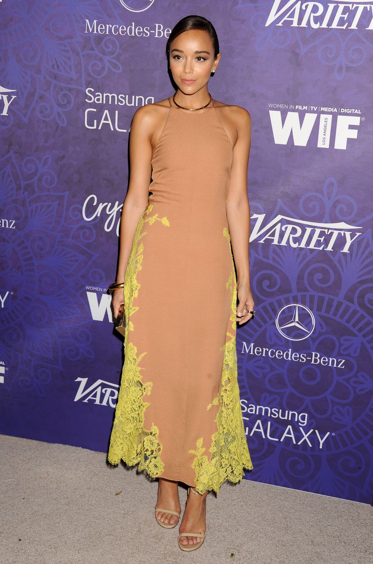 Ashley Madekwe At Variety and Women in Film Emmy Nominee Celebration