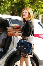 Bella Thorne Out In Hollywood