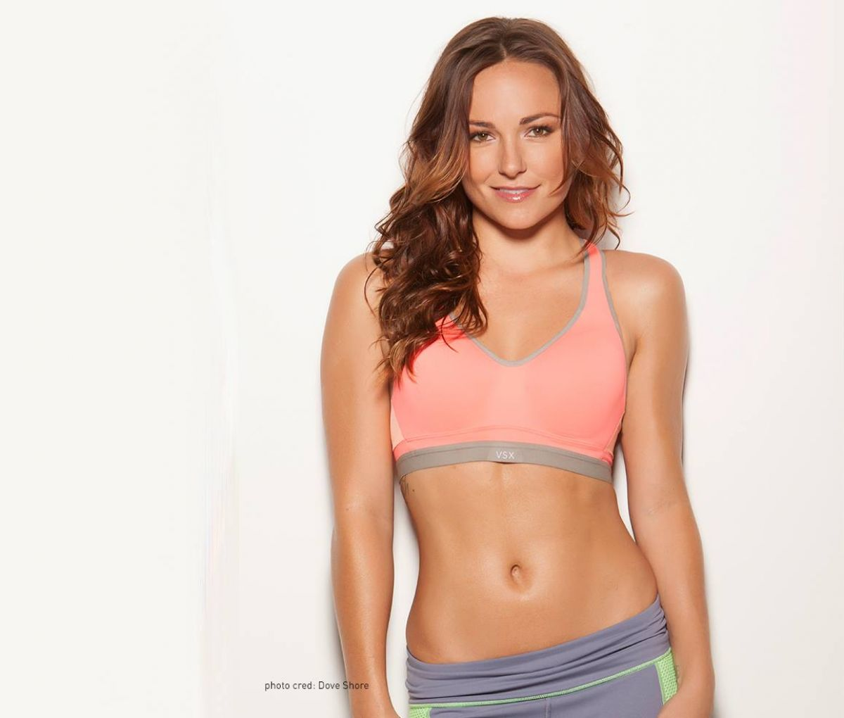 Briana Evigan At Dove Shore Photoshoot For Carbon38