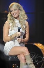 Carrie Underwood At CMT Invitation Only
