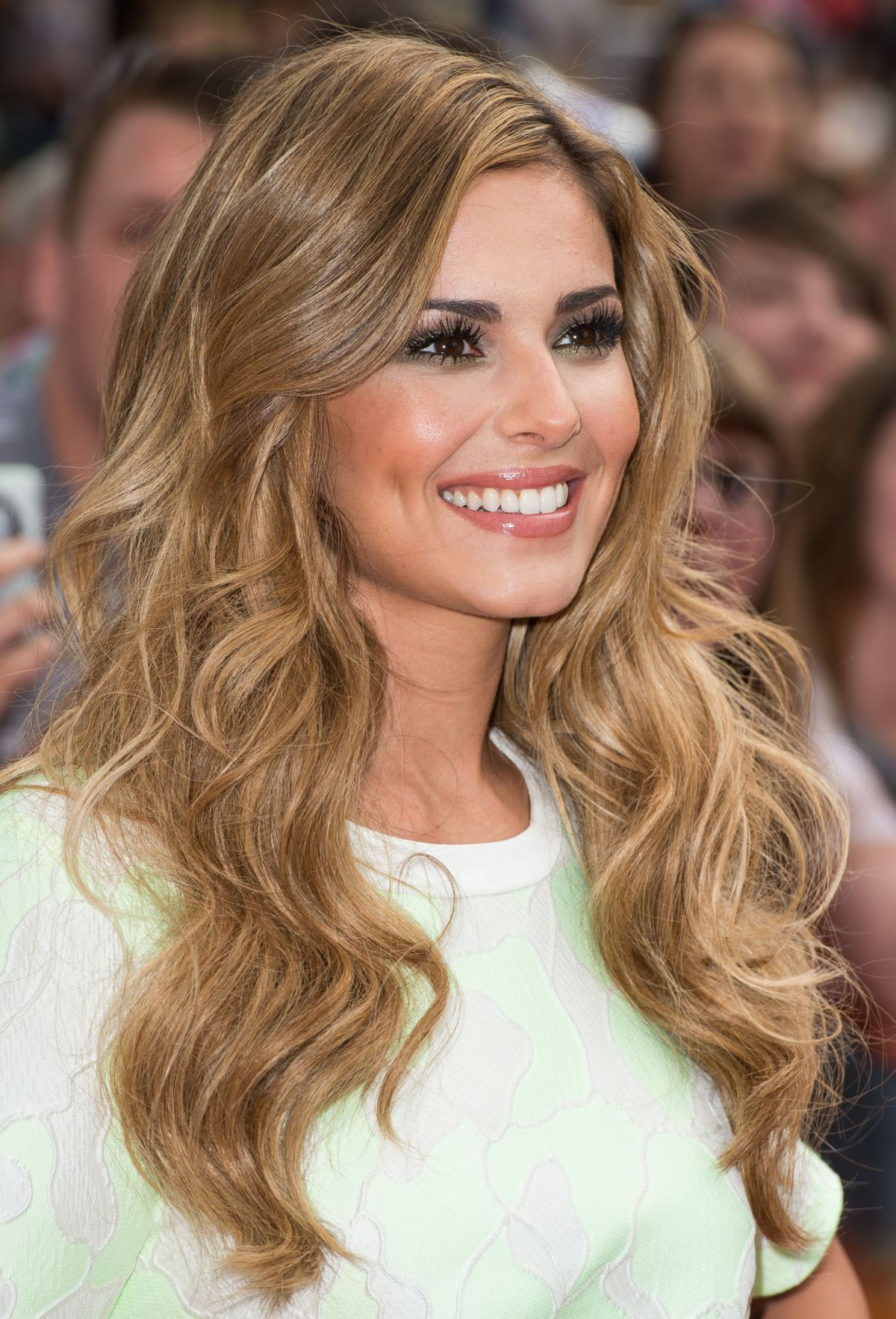 Cheryl Cole At X Factor Auditions In London Celebzz
